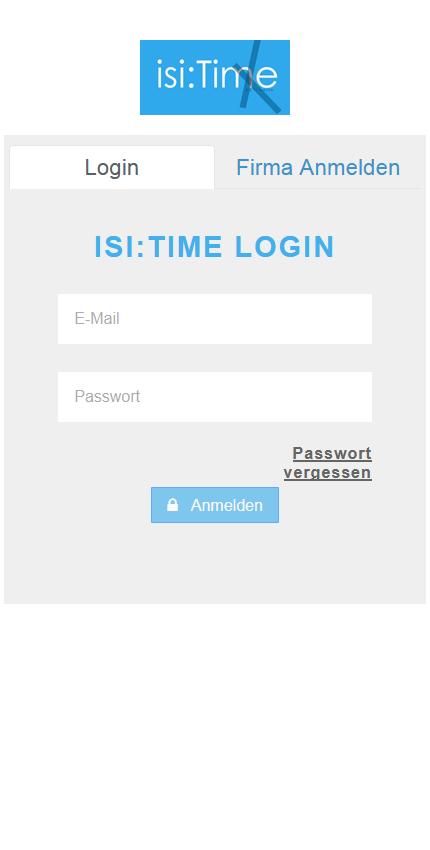 Portal Anmeldung