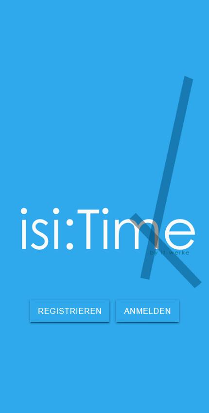App Startbildschirm